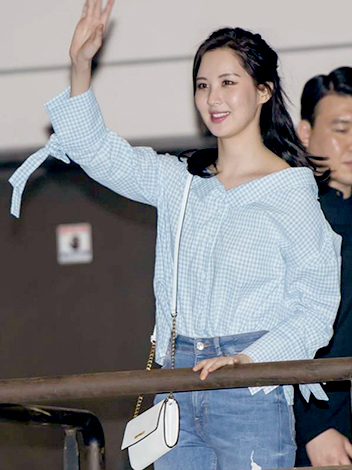 Celeb's pick Girl's generation - Seohyun