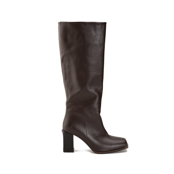 (SH-2119) Square Long Boots
