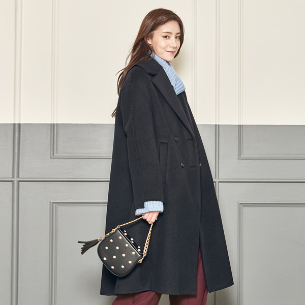 (CT-919) large Kara Hand Made Coat