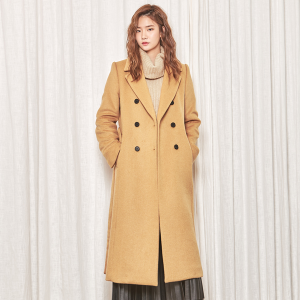 (CT-935) Belted Classic CoatS