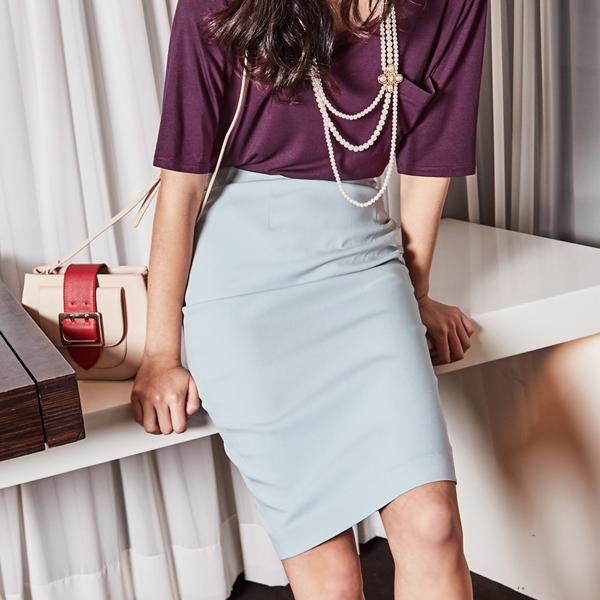 (SK-2508) Slim Skirt