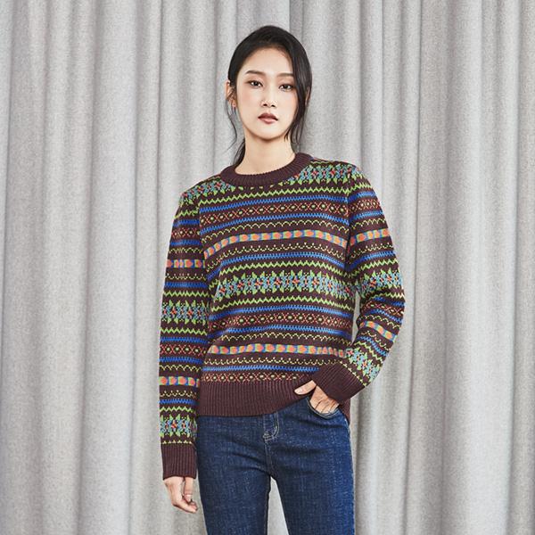 (T-3836) Vintage Patterns Knit