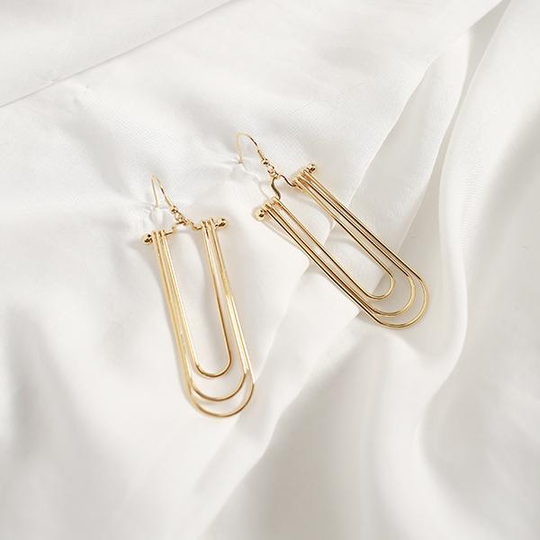 (E-1269) Chandelier earring