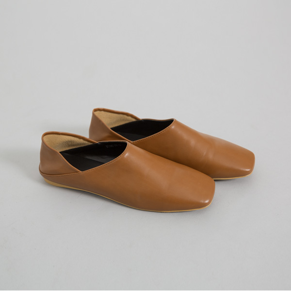 (SH-2574) two-way simple Loafers