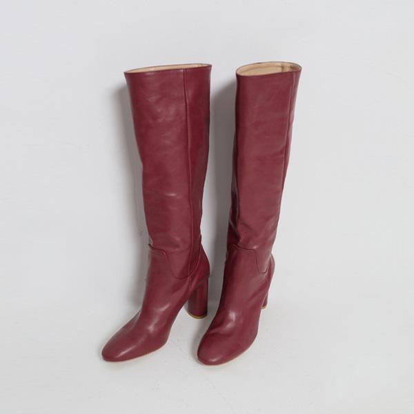 (SH-2535) High Heel Long Boots