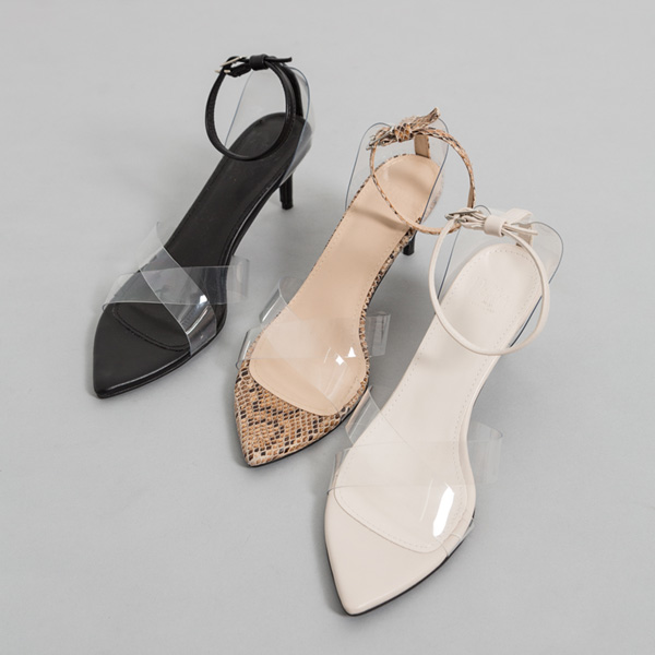(SH-2668) PVC XStrap Sandals