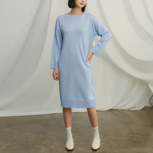 (OP-4294) Comfort Lawned Knit One Piece
