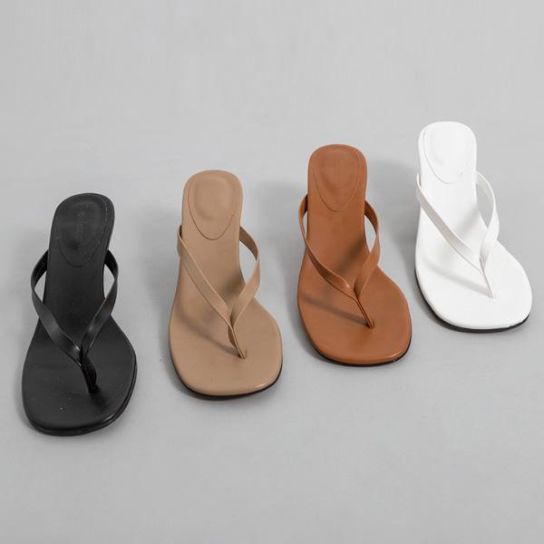 (SH-2766) Flip Flop Hill Slippers
