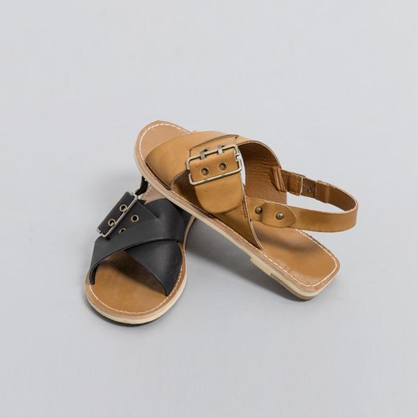 (SH-2715) Belt X Sandals