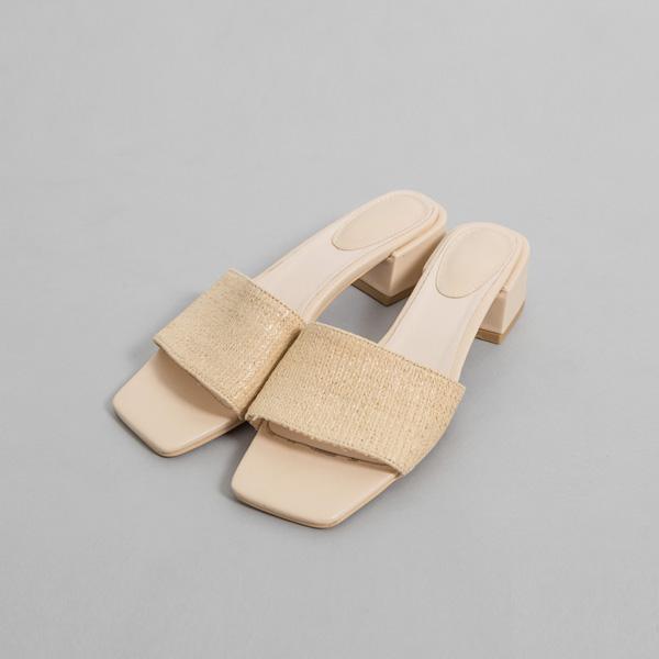 (SH-2761) Ratan key point Slippers