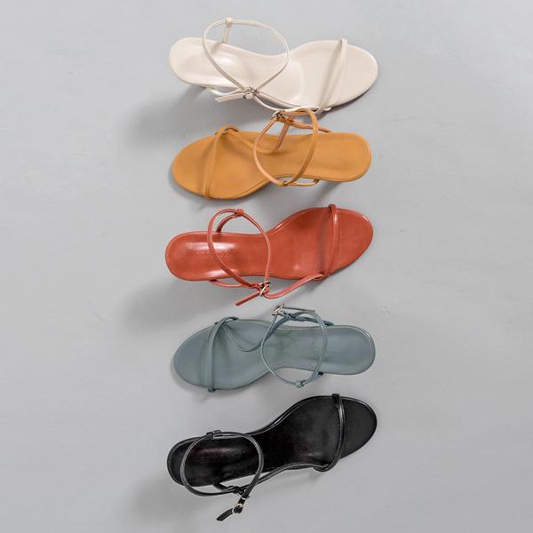 (SH-2784) Urinal Strap Sandals