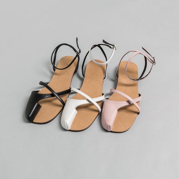 (SH-2785) Tabi Strap Sandals