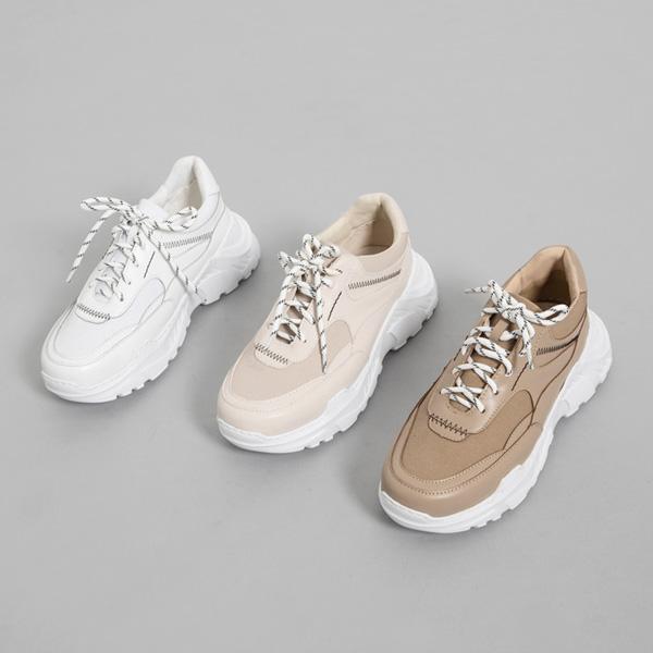 (SH-2839) minimal Ugly Sneakers