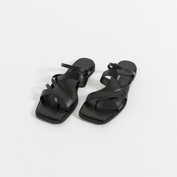 (SH-2788) Manish Multi Strap Slippers