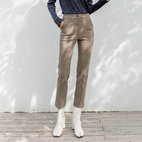 (PT-3945) Daily Worm Slim Pants