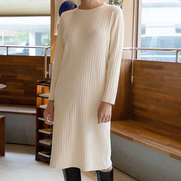 (OP-4842) Comfort Daily Knit One Piece