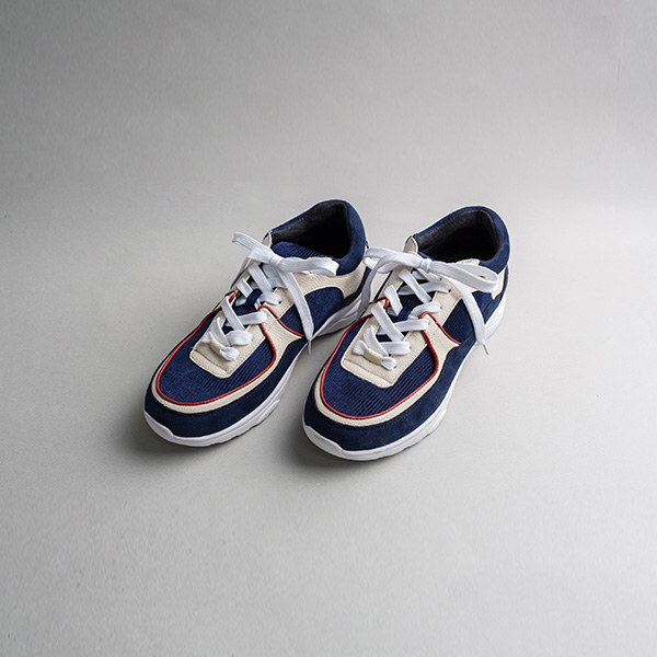 (SH-2484) Color mix Sneakers